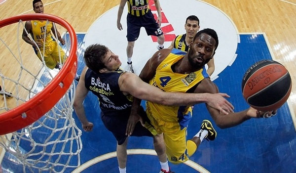Maccabi re-signs guard Pargo