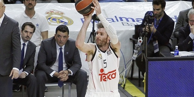 Signature Star: Rudy Fernandez, Real Madrid