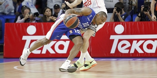 Playoffs Game 2, Real Madrid vs. Anadolu Efes Istanbul