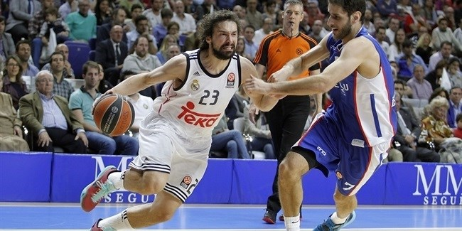 Playoffs Game 2 report: Madrid uses late run, to edge Efes