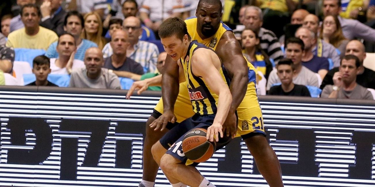 Playoffs Game 3 report: Fenerbahce Ulker sweeps Maccabi to clinch its first Final Four appearance