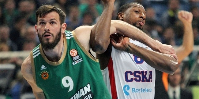 Panathinaikos set three-point record in victory