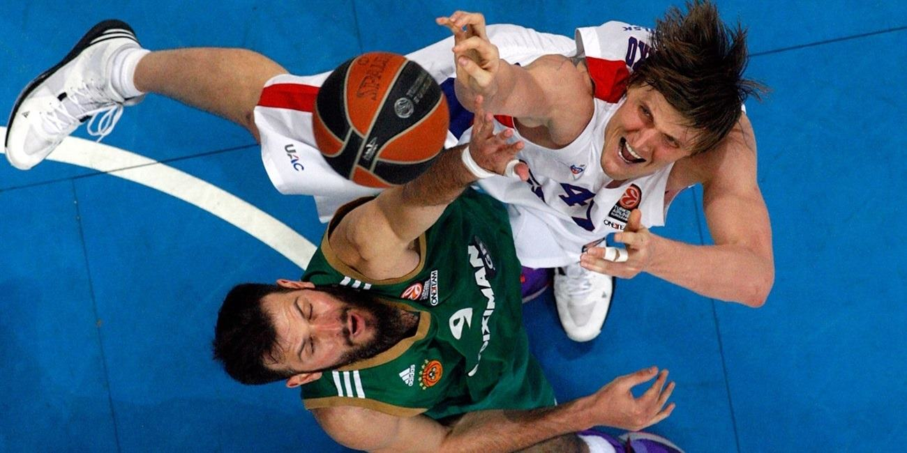 Playoffs Game 4 report: CSKA Moscow routs Panathinaikos to claim Final Four berth