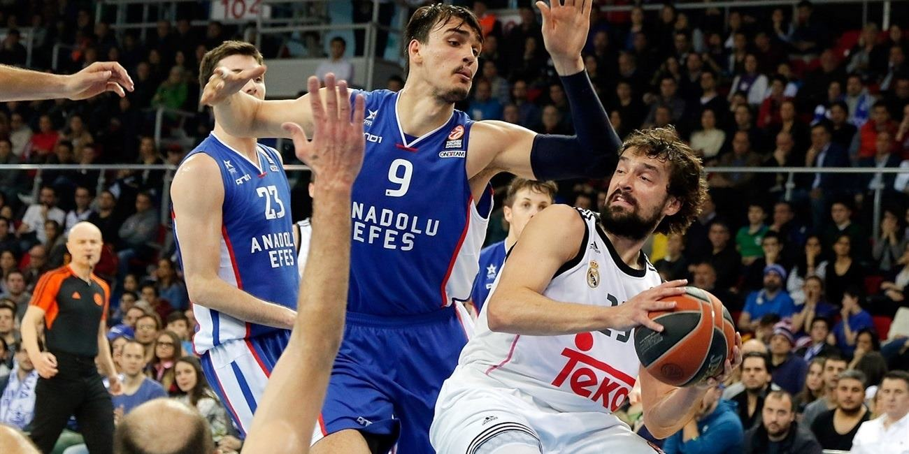 Playoffs Game 4 report: Real Madrid KO's Efes for third straight Final Four berth