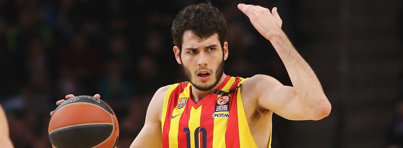 FCB Lassa locks up Abrines through 2019