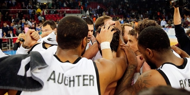 Real Madrid KO's Efes for third straight Final Four berth