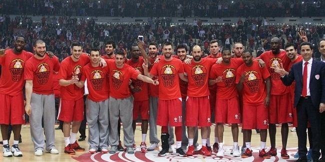 Olympiacos to Final Four as Printezis does it again