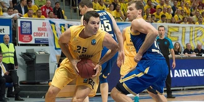 Fuenlabrada gets tougher inside with O'Leary