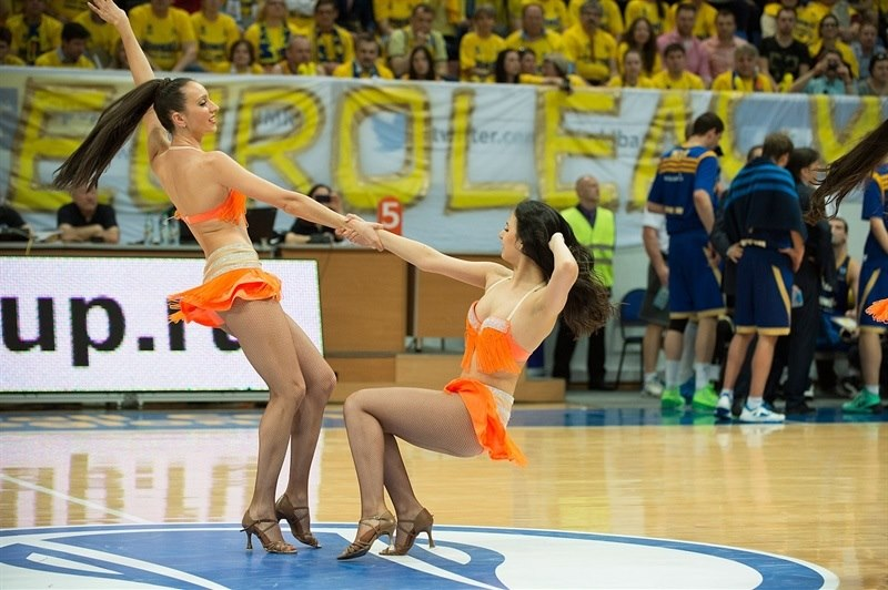 Cheerleaders - Khimki Moscow Region - Finals 2015 in Khimki, Moscow Region - EC14