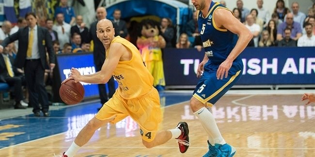 Gran Canaria keeps veteran guard Oliver