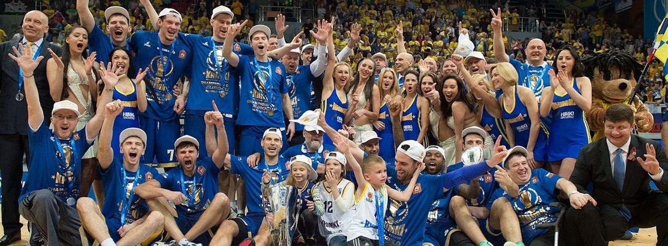 On This Day, 2015: Khimki wins it again!