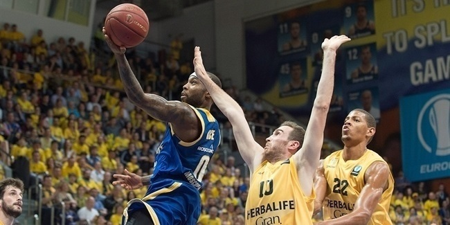 Best photos from the 2014-15 EuroCup season