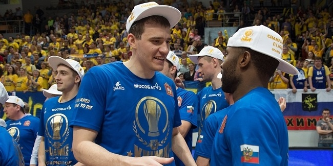 Two-time EuroCup champ Sheleketo heads to UNICS