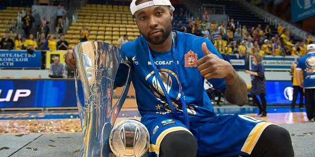 Eurocup MVP, Tyrese Rice, Khimki Moscow Region