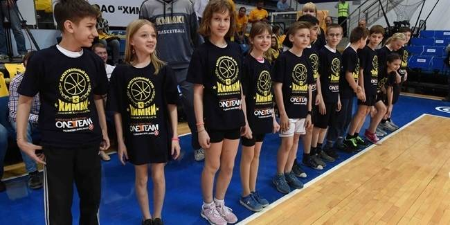 One Team participants get Eurocup Finals experience