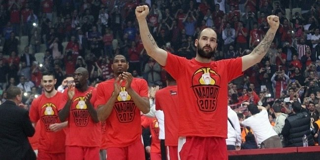 Road to Madrid: Olympiacos Piraeus