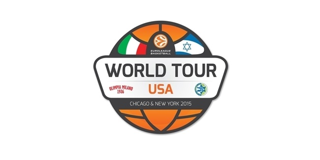 "6 time European Champions Maccabi Tel Aviv and 3 time European Champions EA7 Emporio Armani Milan To Play First ""Euro Classic"" Games in U.S."