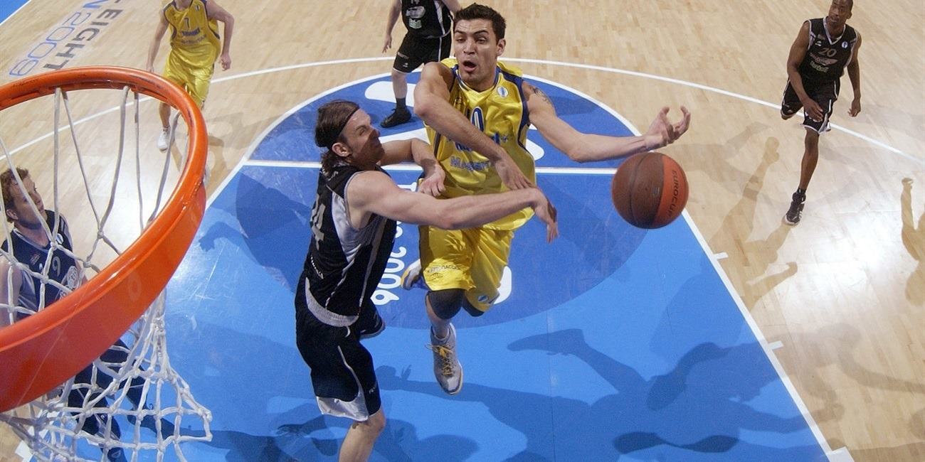 Carlos Delfino - BC Khimki - Final Eight Turin 2009 - EC08