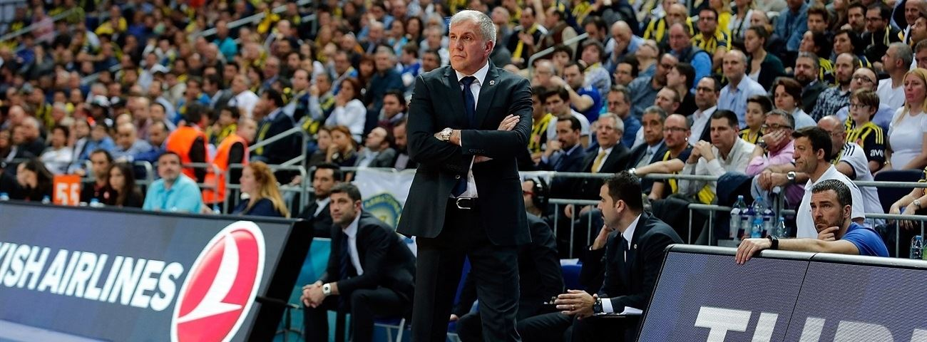 Fenerbahce re-signs coach Obradovic through 2017