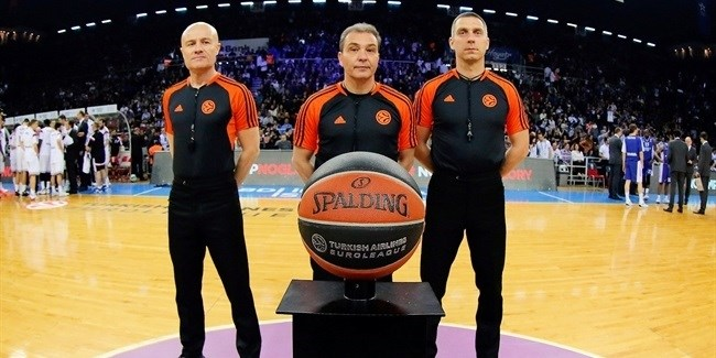 Expert group of Final Four referees announced