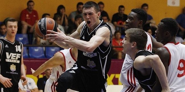 VEF Riga star Kurucs looks to stands for guidance