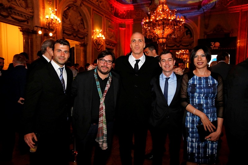 Turkish Airlines Gala in Casino de Madrid - Final Four Madrid 2015 - EB14