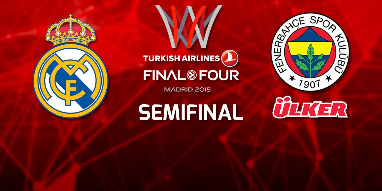 Semifinal Preview Package: Real Madrid - Fenerbahce Ulker Istanbul