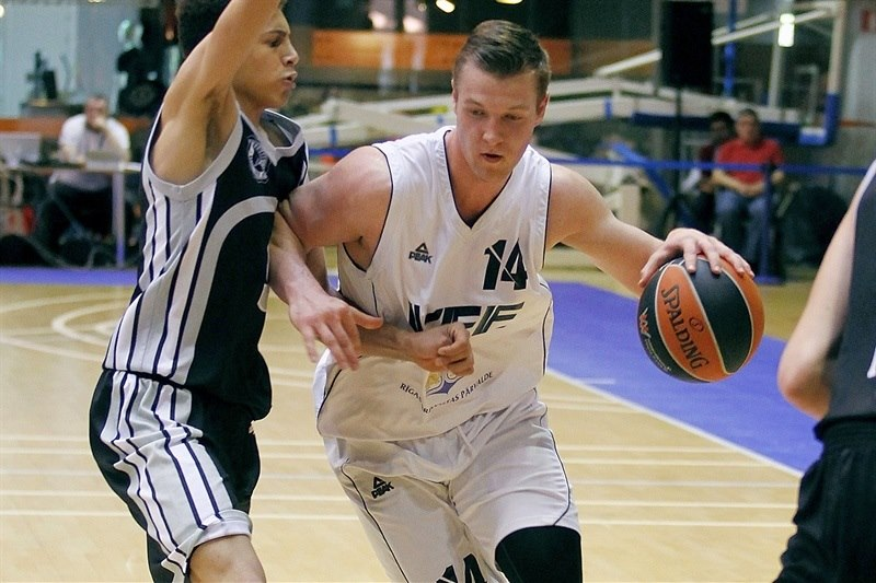 Zigmars Raimo - U18 VEF Riga - ANGT Final Four Madrid 2015 - JT14