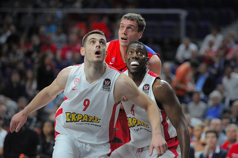 Ioannis Papapetrou - Olympiacos Piraeus - Final Four Madrid 2015 - EB14