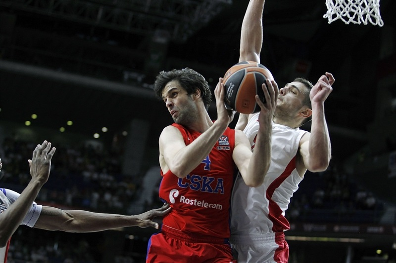 Milos Teodosic - CSKA Moscow - Final Four Madrid 2015 - EB14