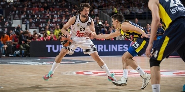 Final Four Madrid 2015 - Semifinal, Real Madrid vs. Fenerbahce Ulker Istanbul