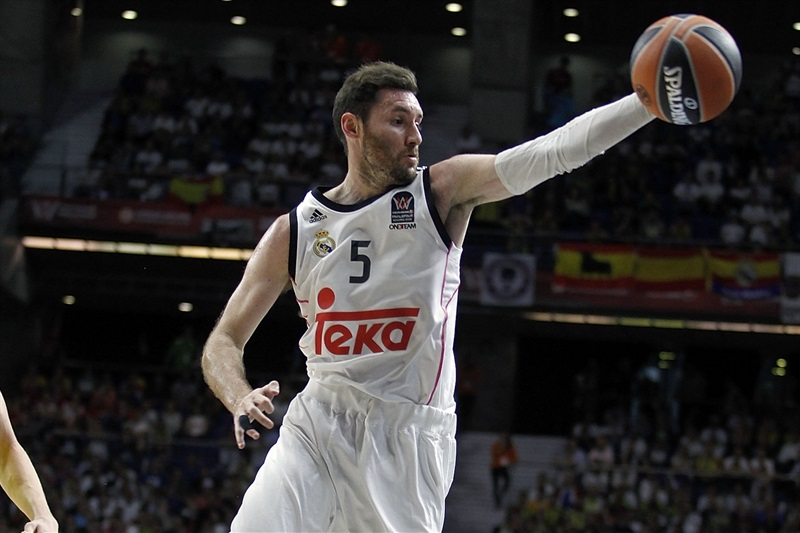 Rudy Fernandez - Real Madrid - Final Four Madrid 2015 - EB14