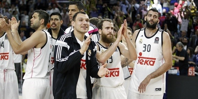 bwin Game Center: Semifinals - Real Madrid vs. Fenerbahce Ulker Istanbul