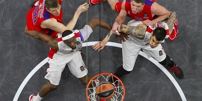 Final Four Madrid 2015 - Semifinal, CSKA Moscow vs. Olympiacos Piraeus