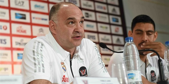Real Madrid extends Alexander Gomelskiy Coach of the Year Laso