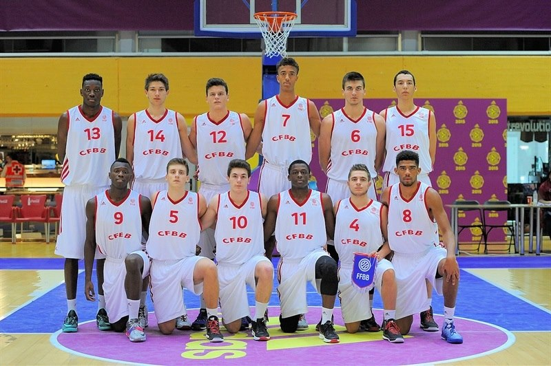 U18 INSEP Paris - ANGT Final Four Madrid 2015 - JT14