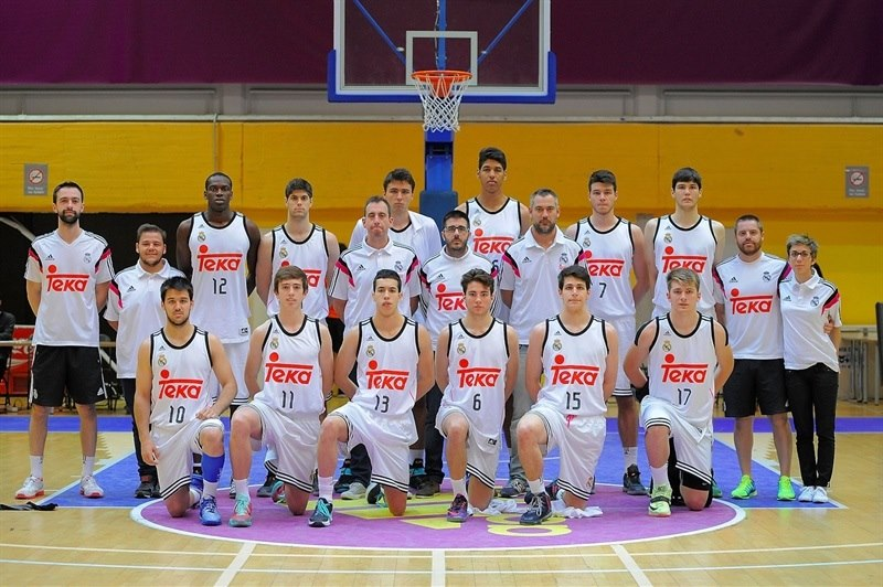U18 Real Madrid - ANGT Final Four Madrid 2015 - JT14