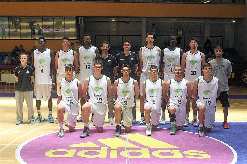 U18 Unicaja Malaga - ANGT Final Four Madrid 2015 - JT14
