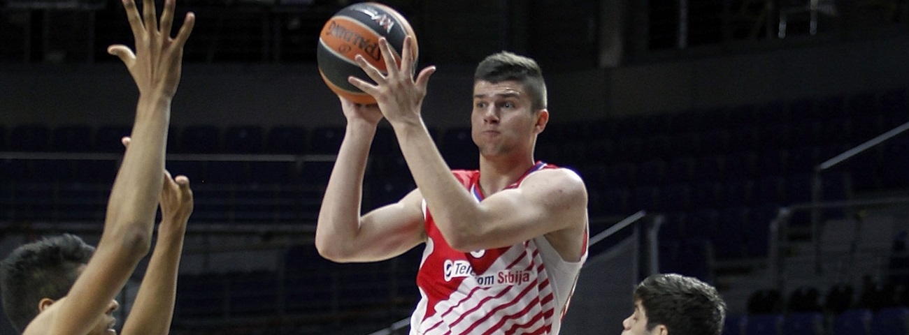 Like all his Crvena Zvezda teammates, team comes first for Stojanovic