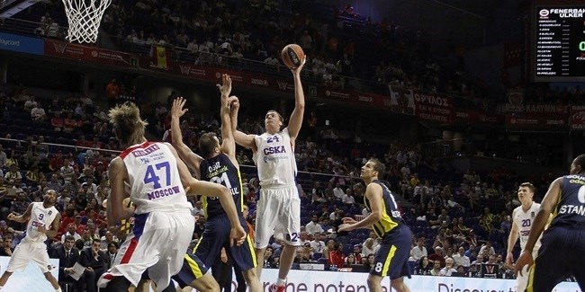 Final Four Madrid 2015 - Third Place Game, CSKA Moscow vs. Fenerbahce Ulker Istanbul