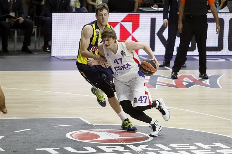 Andrei Kirilenko - CSKA Moscow - Final Four Madrid 2015 - EB14