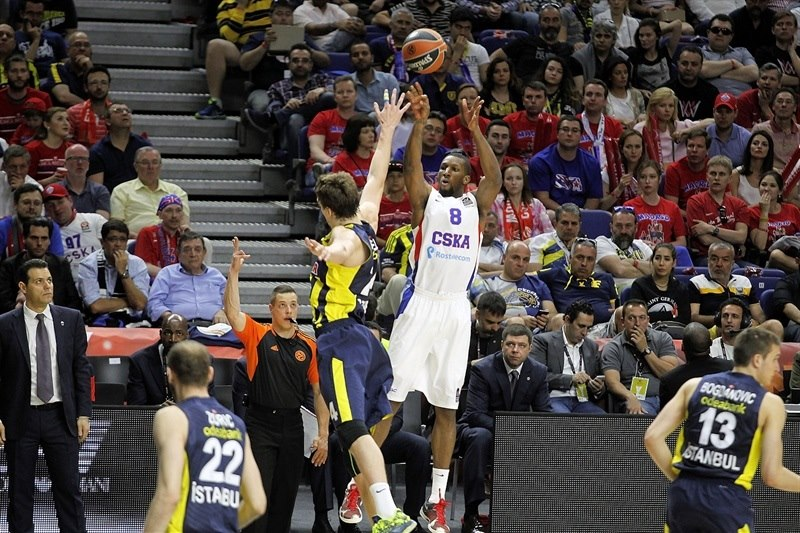 Demetris Nichols - CSKA Moscow - Final Four Madrid 2015 - EB14