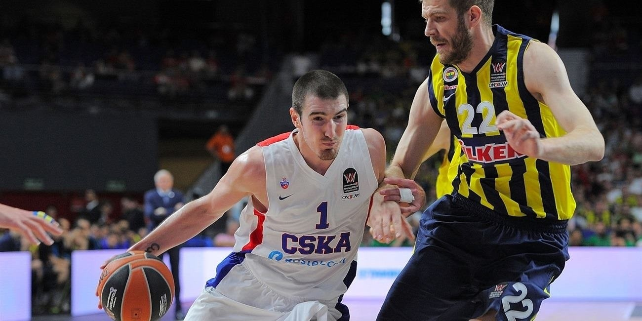 CSKA Moscow beats Fenerbahce in third-place game