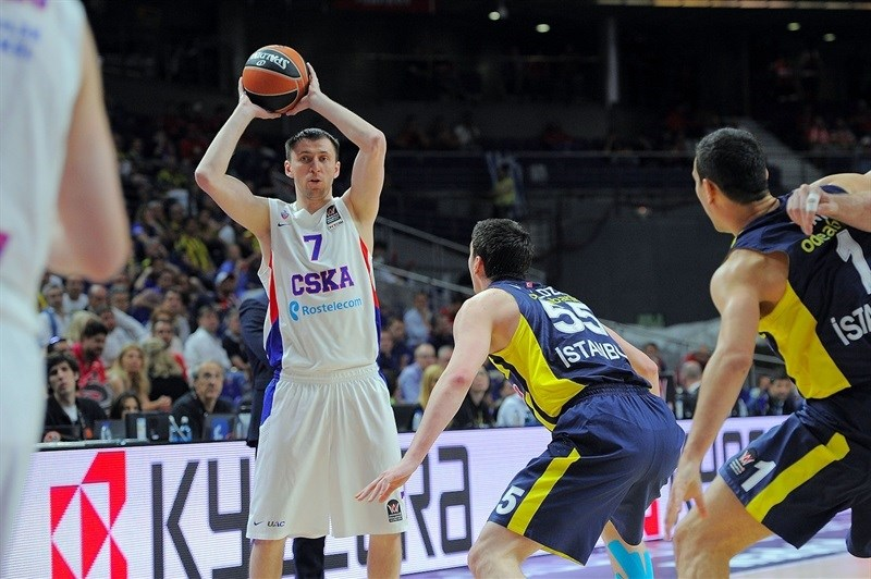 Vitaly Fridzon - CSKA Moscow - Final Four Madrid 2015 - EB14
