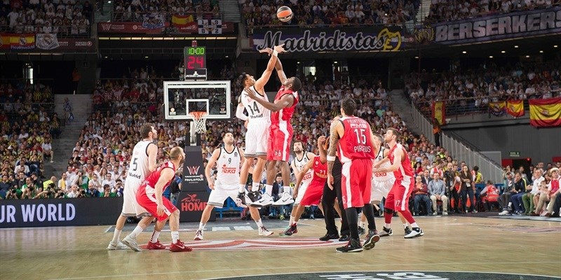 Tip-Off Final,  Real Madrid vs. Olympiacos Piraeus