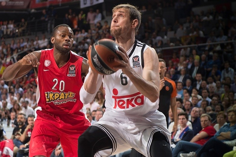 Andres Nocioni - Real Madrid - Final Four Madrid 2015 - EB14