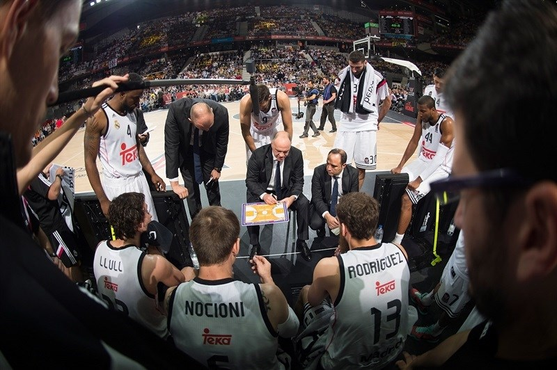 Pablo Laso - Real Madrid - Final Four Madrid 2015 - EB14