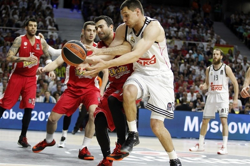 Jonas Maciulis - Real Madrid - Final Four Madrid 2015 - EB14