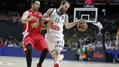 From the archive: Sergio Rodriguez highlights