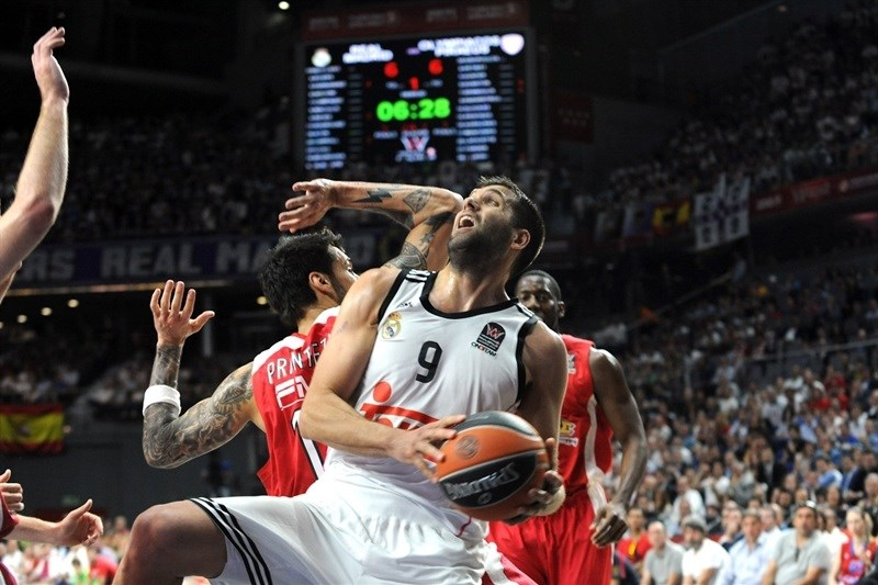 Felipe Reyes - Real Madrid - Final Four Madrid 2015 - EB14
